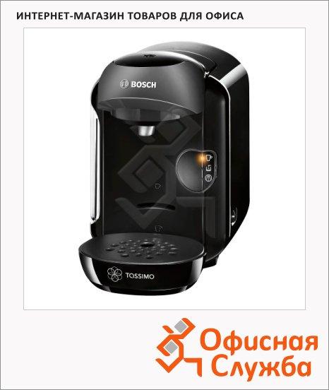Кофемашина капсульная Bosch Tassimo Vivy TAS 1252, 1300 Вт, черная