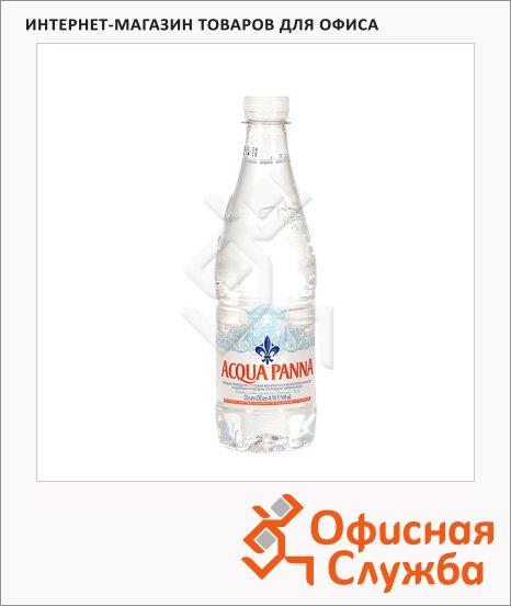 Вода минеральная Acqua Panna без газа, ПЭТ, 0.5
