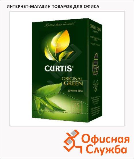 фото: Чай Curtis Original Green зеленый, 25 пакетиков