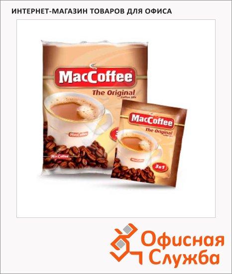 фото: Кофе порционный Maccoffee 3в1 50шт х 20г растворимый, пакет