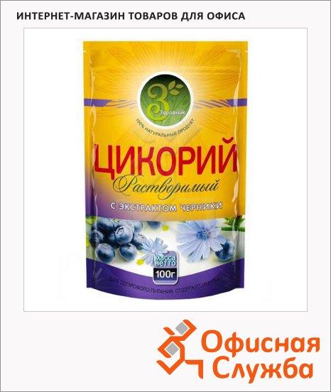 Цикорий Здравник с черникой 100г, пакет