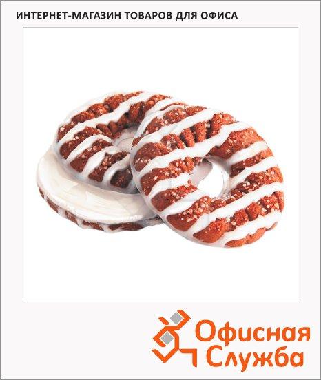 фото: Печенье Сладкая Слобода Колечко белая ночь сахарное, 3.8кг