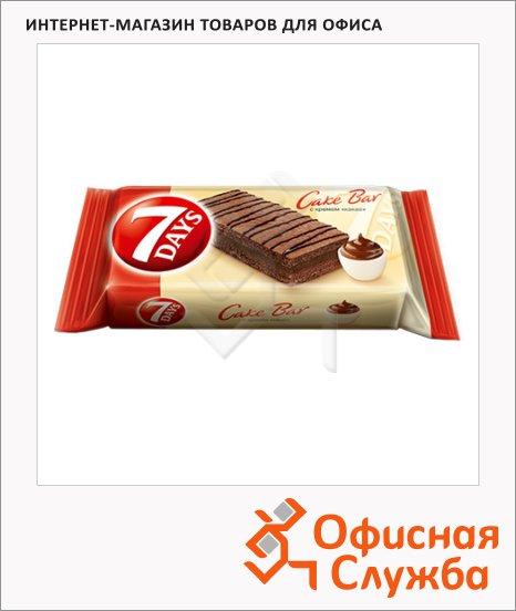 фото: Бисквит 7 Days Cocoa Cake Bar с кремом какао 30г