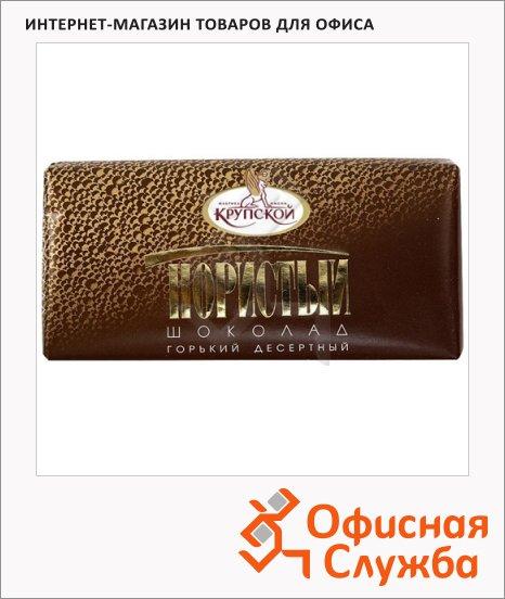 Шоколад Крупской Пористый темный, 70г