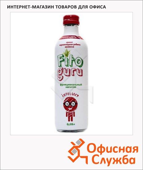 Сокосодержащий напиток Fitoguru Man's Force гранат/ черноплодная рябина/ мелисса