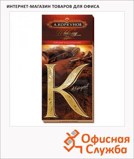 фото: Шоколад Коркунов горький 55% 90г
