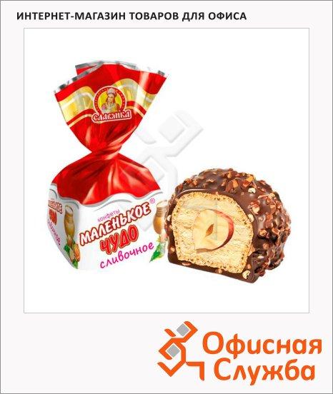 Конфеты Славянка Маленькое чудо сливочные, 350г