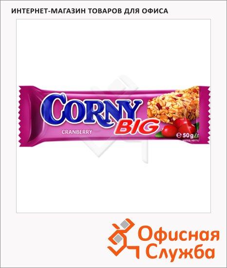 фото: Батончик мюсли Corny Big с клюквой 50г