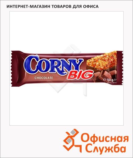 Батончик мюсли Corny Big шоколад и арахис, 50г
