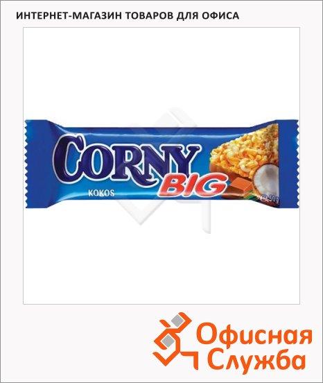Батончик мюсли Corny Big шоколад и кокос, 50г