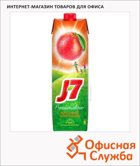 Сок J7 красный апельсин, 0.97л