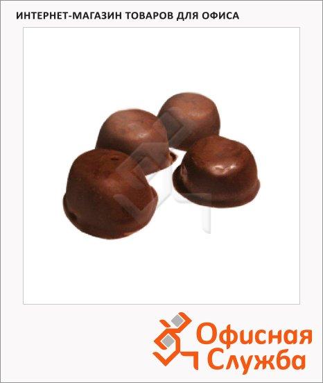 фото: Печенье Продвагон Дачное угощение в темной глазури 2.5кг