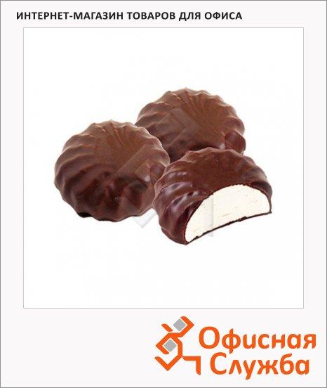 фото: Зефир Нева со вкусом сливок в шоколаде, 3.5кг