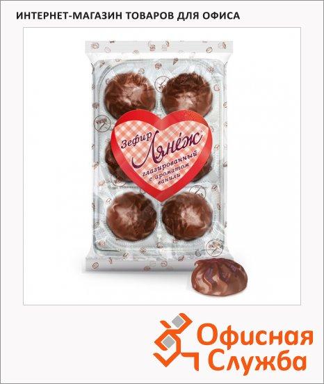 фото: Зефир Нева Лянеж с ароматом ванили в шоколаде, 360г