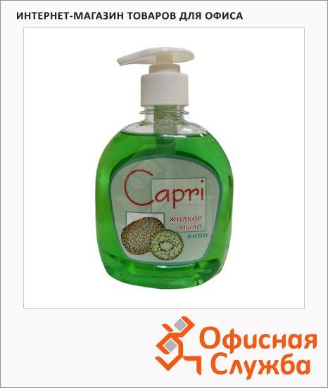 фото: Жидкое мыло Capri 310мл с дозатором, киви