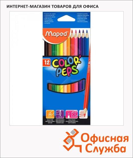 фото: Набор цветных карандашей Color'Peps