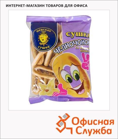 Сушки Невская Сушка Челночонок с маком, 350г