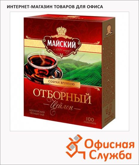 фото: Чай Отборный