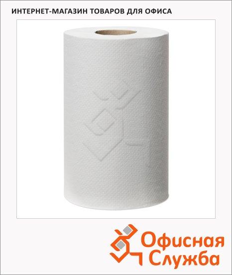 фото: Протирочная бумага Tork Reflex M3 473246, в рулоне с центральной вытяжкой, 121м, 1 слой, белая