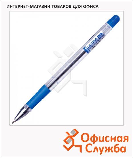 фото: Ручка шариковая Ultra L-30 синяя 0.7мм, 0.7мм