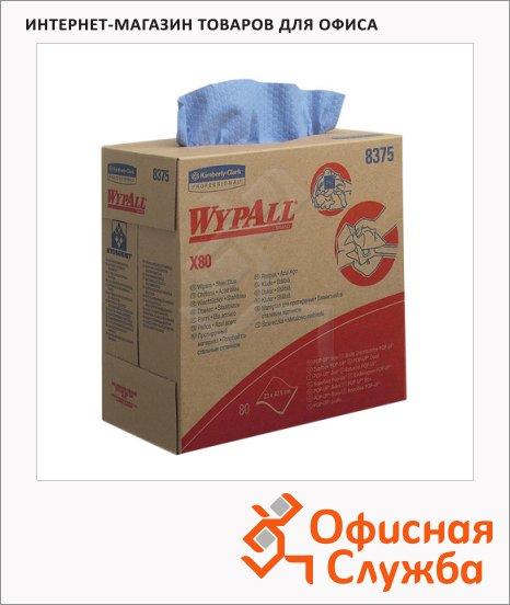 фото: Протирочные салфетки WypAll X80 8375 80шт