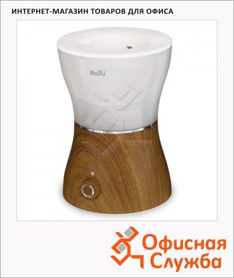 фото: Увлажнитель воздуха Ballu UHB-400 2.8л дуб, 28Вт, подсветка, арома контейнер