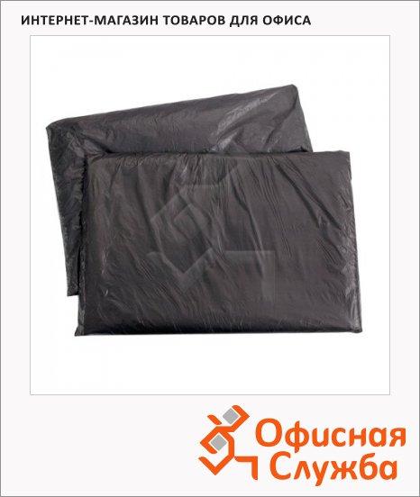 фото: Мешки для мусора Концепция Быта Особо прочные 160л 65мкм, черные, 5шт/уп