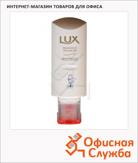 фото: Шампунь и гель для душа Soft Care Lux 2in1 H6 300мл 100831110