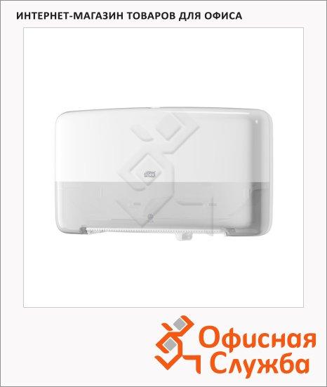 Диспенсер для туалетной бумаги в рулонах Tork Elevation T2, 555500, мини, белый