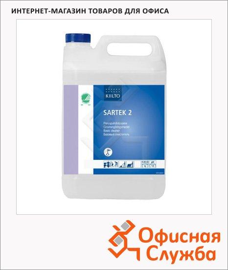 фото: Универсальное моющее средство Kiilto Sartek 2 5л для удаления въевшихся загрязнений, T7014.005