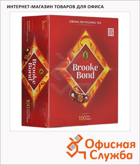 фото: Чай Brooke Bond черный 100 пакетиков