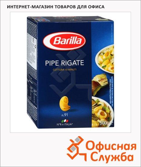 фото: Макаронные изделия Barilla Pipe Rigate 500г