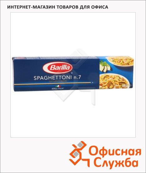 фото: Макаронные изделия Barilla Spaghttoni 7 500г