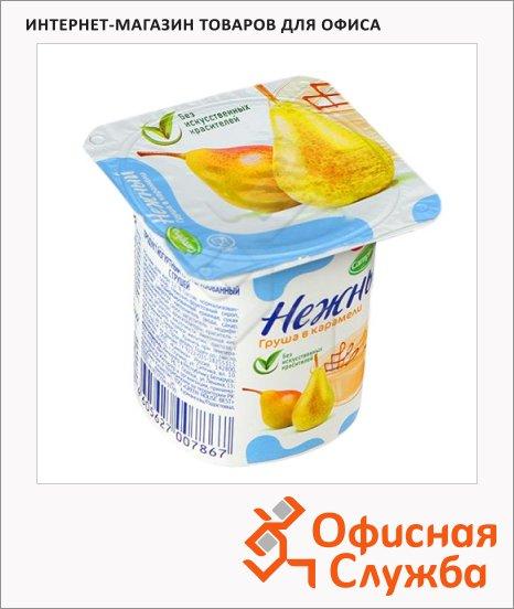 фото: Йогурт Нежный груша в карамели 1.2%, 100г