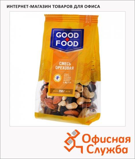 фото: Смесь орехов Good Food 200г