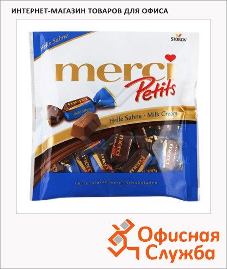 фото: Конфеты Merci молочный шоколад 125г