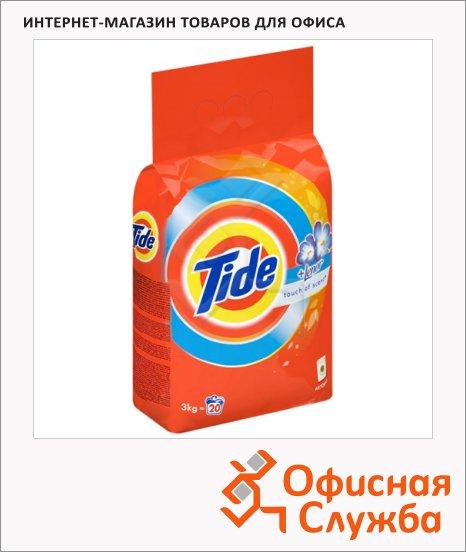 фото: Стиральный порошок Tide 3кг Color, Lenor Touch of Scent, автомат