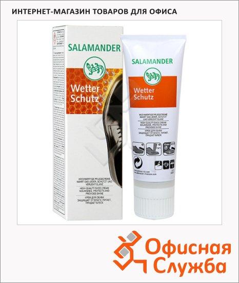 фото: Крем для обуви Salamander Wetter Schutz бесцветный, 75мл