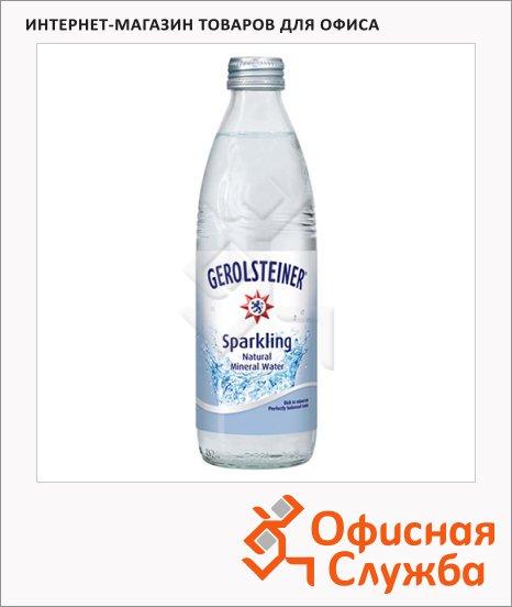 фото: Вода минеральная Gerolsteiner газ стекло, 330мл
