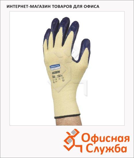 фото: Перчатки от порезов Kimberly-Clark Jackson Safety Purple Nitrile G60 98234 желтый, XXL