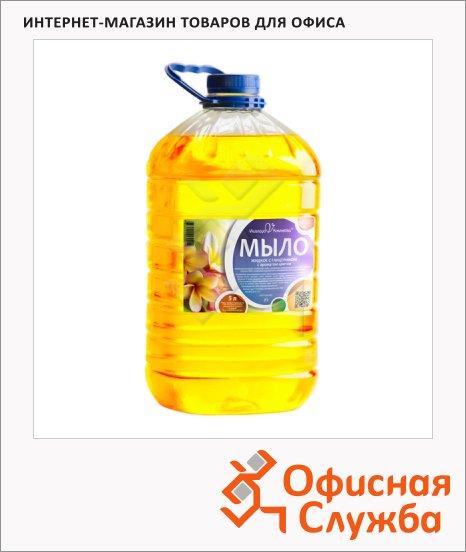 фото: Жидкое мыло наливное Вкусная Косметика 5л с глицерином, цветочное