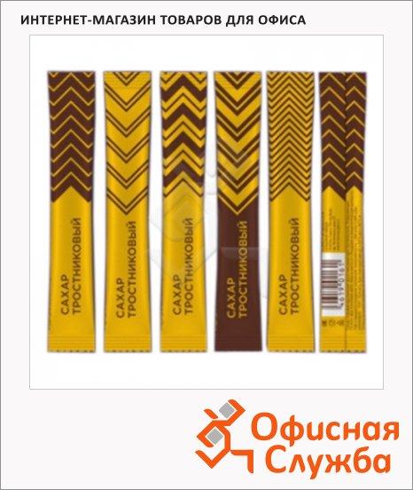 фото: Сахар Невский порционный тростниковый, в стиках, 5г х 2000шт