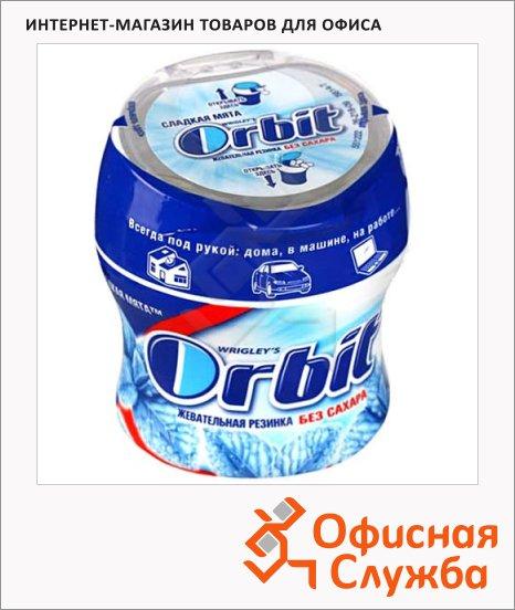 фото: Жевательная резинка Orbit сладкая мята 40шт