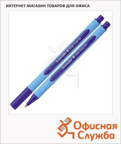 фото: Ручка шариковая Schneider Slider Edge XB синяя 0.9мм