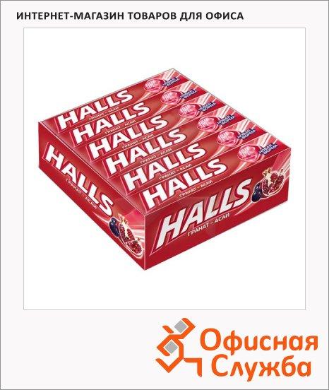 фото: Леденцы Halls гранат и ягоды асаи 12уп х 9шт