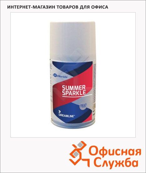 фото: Освежитель воздуха Merida DreamLine OE47 270мл, запасной картридж, Summer Sparkle