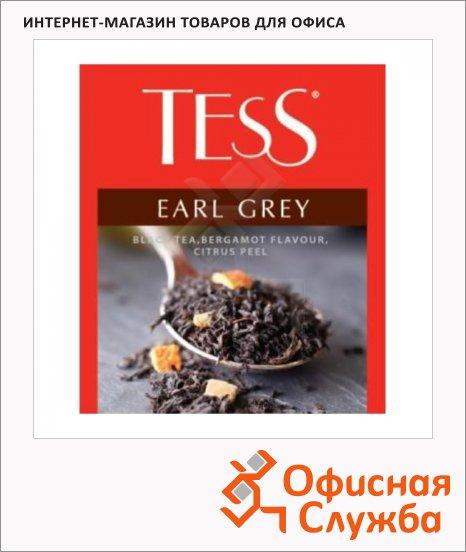фото: Чай Tess для сегмента HoReCa Earl Grey (Эрл Грей) черный, 100 пакетиков