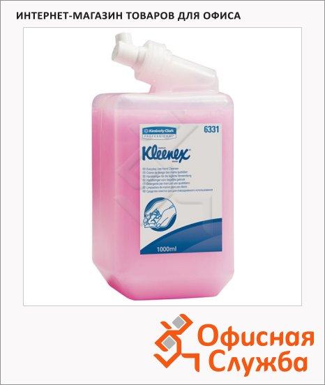 Жидкое мыло в картридже Kimberly-Clark Kleenex Everyday Use 6331, 1л, розовое