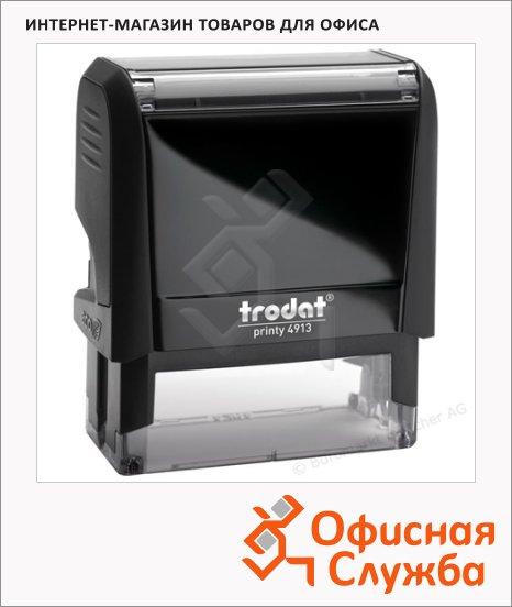 Оснастка для прямоугольной печати Trodat Printy 58х22мм, 4913, черная
