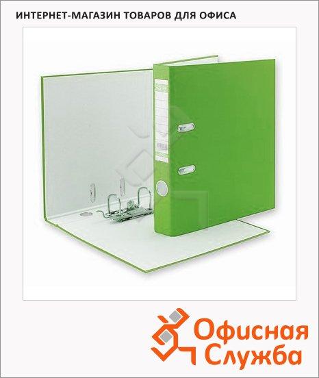 Папка-регистратор А4 Bantex Economy зеленая, 50 мм, 1447-15